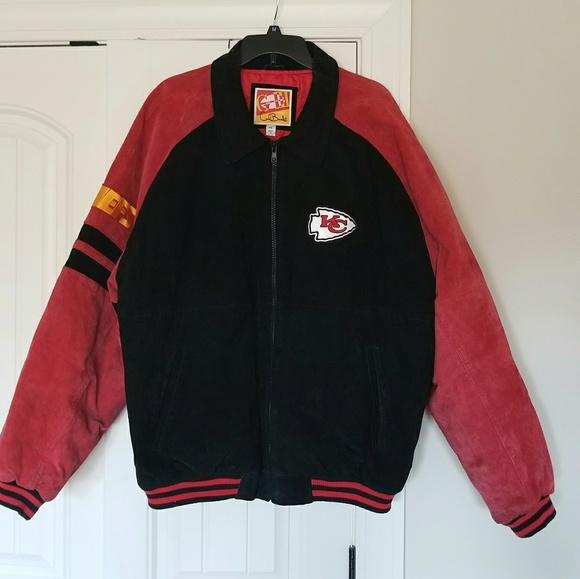 size 40 4f330 8ca67 Coat Kansas City chiefs bomber